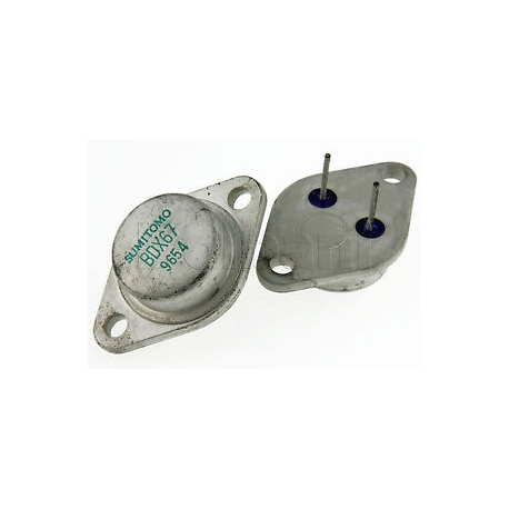 PHILIPS BDX67 power transistors